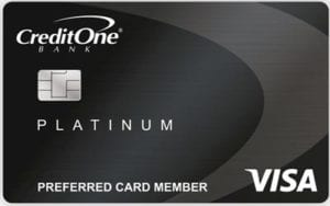 Credit Card One Bank