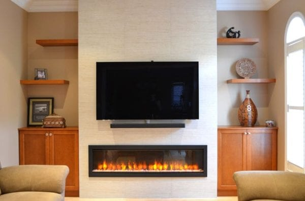 Top 8 Best Realistic Electric Fireplace Insert Reviews in 2020