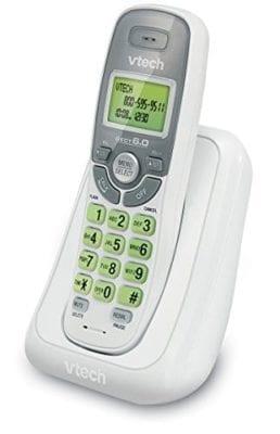 AT\u0026T TL86103 Cordless Phone