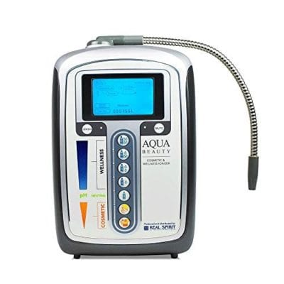 Aqua Ionizer Deluxe Water Filtration System