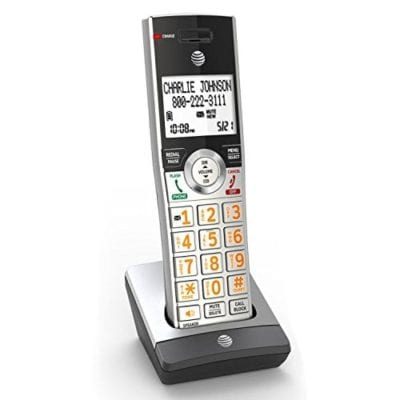 Clarity Dect 6.0 Amplified Low Vision Cordless Phone D703