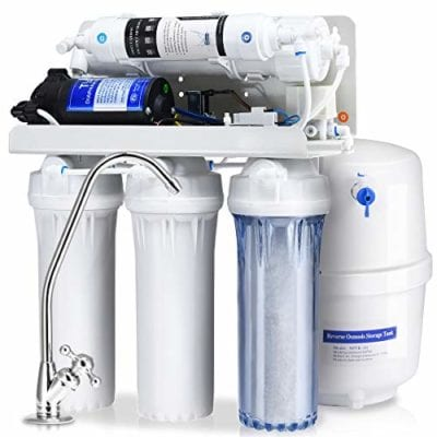 Costway Reverse Osmosis Water Filtration System