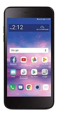 LG Rebel 3 4G LTE