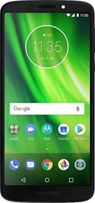 Motorola Moto G6 Play Factory Unlocked