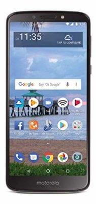 Motorola Moto e5 4G LTE