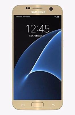 Straight Talk Samsung Galaxy S7 Platinum