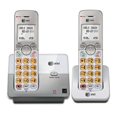 VTech SN6307 Careline Photo Speed Cordless Phone