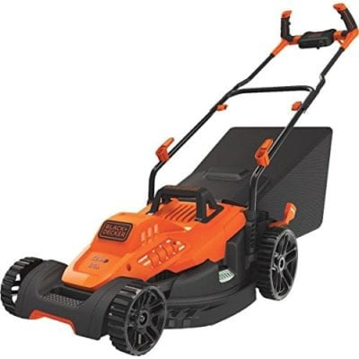 BEMW482BH Black and Decker Electric Mower