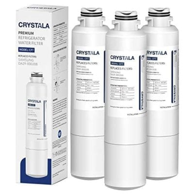 Crystala Filters DA29-00020A Water Filter Replacement