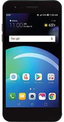 LG Phoenix 4 Prepaid Smartphone