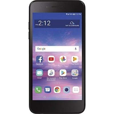 LG Rebel 4 4G LTE Prepaid Smartphone