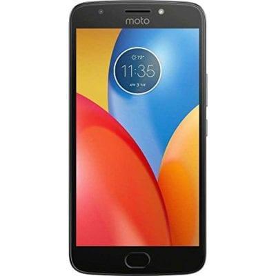 Motorola Moto E4 Prepaid Phone
