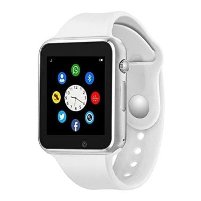 Wzpiss Smart Watch Compatible Samsung Android iPhone