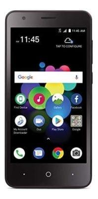 ZTE Blade T2 Lite 4G LTE Prepaid Smartphone