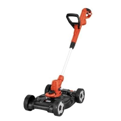 MTC220 Cordless Black \u0026 Decker Electric Mower