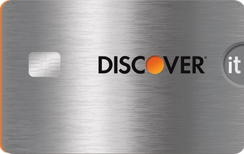 Discover master card