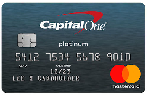 Capitalo ne credit card