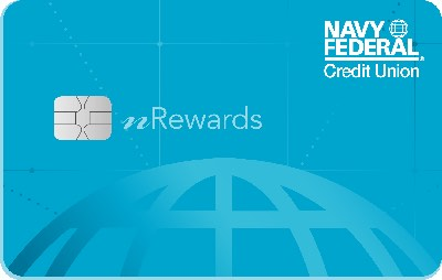 Navy FCU nRewards Secured Credit Card